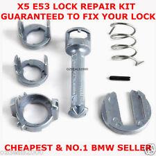 BMW X5 E53 FRONT right / Left  Door Lock Cylinder Repair Kit ,NEW ,100% WORK !!!