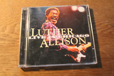 Luther Allison - Live in Chicago [2 CD Album] 1990