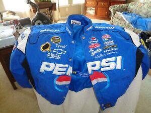 PEPSI NASCAR JEFF GORDON CHASE AUTHENTICS MEN'S MEDIUM , FANTASTIC CONDITION