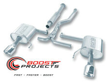 Borla 05-09 Subaru Legacy GT 2.5L Turbo Cat-Back Exhaust 140123