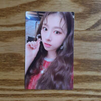 Yunkyoung Official Photocard Rocket Punch 1st Mini Album Pink Punch Genuine Kpop