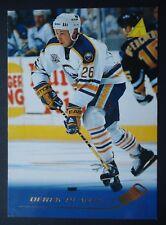 NHL 149 Derek Plante Buffalo Sabres Pinnacle 1995/96