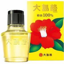 Oshima Tsubaki Camellia Oil 100% Hair & Face Care 60ml Japan