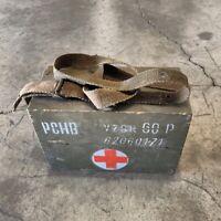 Czech Army Medical Box | Wooden VZ 60