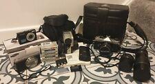 Camera Equipment job Lot