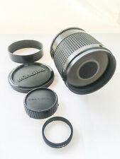 RF Rokkor X 500mm Mirror Telephoto Lens f/8