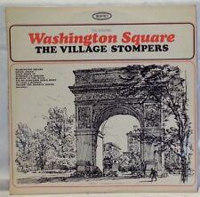 THE VILLAGE STOMPERS - vintage vinyl LP - ** RARE ** - Washington Square