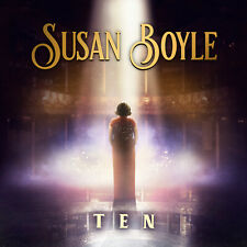Susan Boyle - Ten - New CD Album