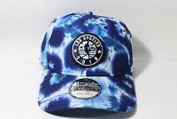 LOS ANGELES LA 2018 New Era Blue Tie-Dye Snapback Hat/Cap Adjustable NBA