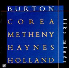 Chick Corea, Pat Metheny, Gary Burton - Like Minds [New CD]