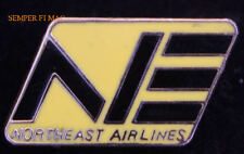 NORTHEAST AIRLINES HAT LAPEL PIN UP PILOT CREW WING GIFT AIRLINE YELLOW BIRD WOW