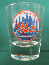 NEW YORK METS       SHOT GLASS