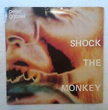 """Peter Gabriel Shock The Monkey Single 7"""" Inglaterra 1982"""