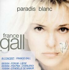 ★☆★ CD Single France GALLParadis Blanc 2-track CARD SLEEVE  RARE  ★☆★