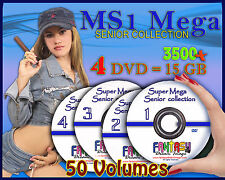 MS1 Mega Senior Digital Photo Backgrounds backdrops template Frame Border Props