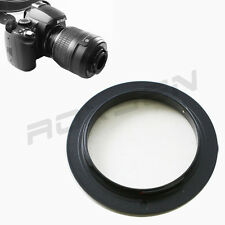 58mm 58 MM Macro Reverse Lens adapter for Sony Alpha A Minolta AF mount camera