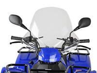 Windschild / Windschutzscheibe Speeds für Kymco ATV Quad Scheibe