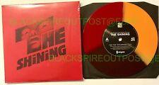 """THE SHINING"" 7"" EXCLUSIVE VINYL SOUNDTRACK MONDO TRI-COLOR RECORD RED JACKET"