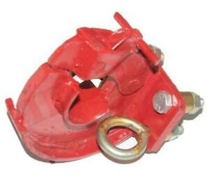 Vintage Red Pintle Hitch Towing Hook For Willys M38 M38A1 M170 M151A2 151A1