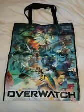 20x30 Giant Overwatch World Of Warcraft Poster Bag Blizzard Entertainment