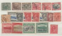 British Commonwealth QV/KGV Collection Of 18 JK2069