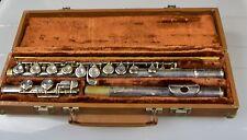 Original Querflöte Flöte im Koffer Nr.398440 ARTLEY Nogales Ariz 18-0 Flute