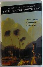 #AB18, Robert Louis Stevenson;Jenni Calder;Lloyd Osbourne TALES OF THE SOUTH ...
