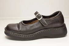 Born 7.5 Brown Mary Jane Shoe