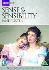 Sense And Sensibility (DVD, 2012) - DVD **NEW SEALED** FREE POST**