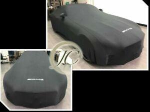 MERCEDES BENZ AMG GTR A45 C36 C63 CL55 E55 E63 G63 S65 INDOOR OUTDOOR CAR COVER