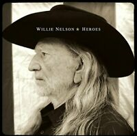 Willie Nelson - Heroes (NEW CD)