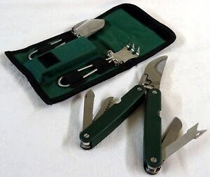 *CBG, Bonsai-Werkzeug, Garten-Werkzeug-Set, Werkzeug-Set für Unterwegs