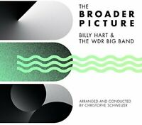 Billy Hart and The WDR Big Band - The Boader Picture [CD]