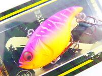 Megabass - VIBRATION-X DYNA SILENT 51mm 3/8oz. #11 PASSION PINK TIGER