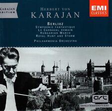 """CD EMI CLASSICS 7243 5 66598 2 7 Berlioz """"Symphonie Fantastique"""" Karajan Edition"""