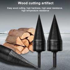 High Speed Twist Brennholzbohrer Holzspalter Schraubenspalter Spaltkegel DE