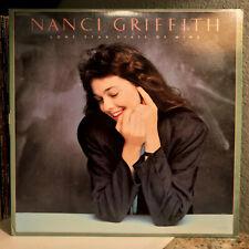 "NANCI GRIFFITH - Lone Star State Of Mind (MCA-5927) - 12"" Vinyl Record LP - EX"