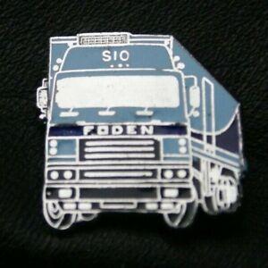 Motoring Truck Pin Badge FODEN
