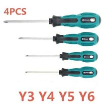 4 Stück Y-Typ Schraubenzieher Dreieck Pocket Schraubendreher Handwerkzeug