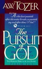 The Pursuit of God by Aiden W. Tozer