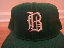 VTG Birmingham Barons Pro Line 7 1/4 hat cap 90s St. Patrick's Day game used?