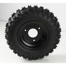 "4.10-6 6"" Wheel TIRE Rim 410-6 4.10x6 410x6  for Go Kart ATV Scooter Quad Buggy"