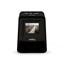 VEHO SMARTFIX STAND-ALONE 14MP NEGATIVE FILM/SLIDE SCANNER -	BLACK - VFS-014-SF
