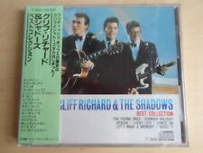 Cliff Richard & the Shadows- Best Collection-Japan CD mit Obi-Rare!