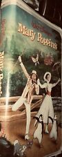 WALT DISNEY-MARY POPPINS-VHS TAPE-Fast Shipping World Wide!!!!
