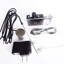 Spy Microphone Audio Ear bug Listening Device voice Amplifier Wall/Door Voice