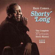 Shorty Long - Here Comes Shorty Long - The Complete Motown Stereo Masters