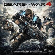 Gears Of War 4: The Soundtrack - Ramin Djawadi (NEW CD)