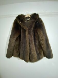 Ruby And Ed Faux Fur Jacket