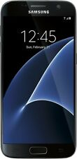 UNLOCKED Samsung Galaxy S7 32GB BLACK Global GSM 4G LTE Phone w/ Warranty